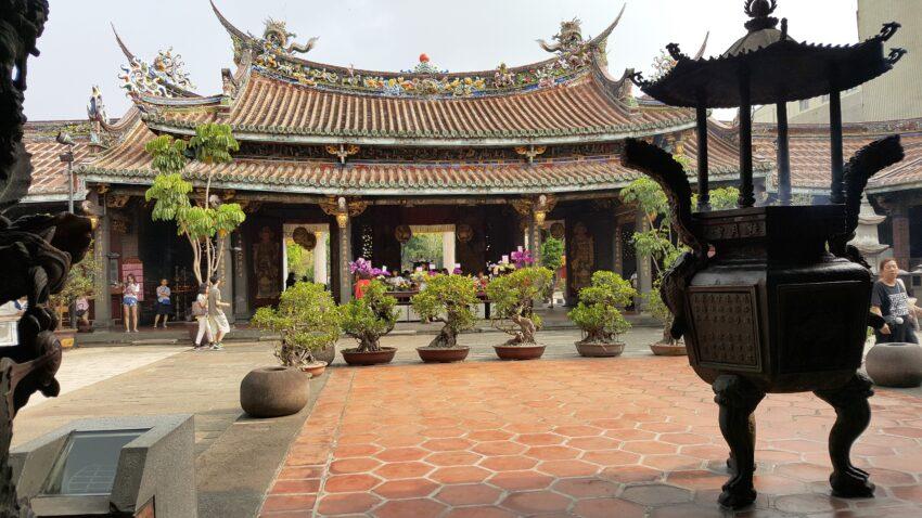 Temple, Taipei Taiwan